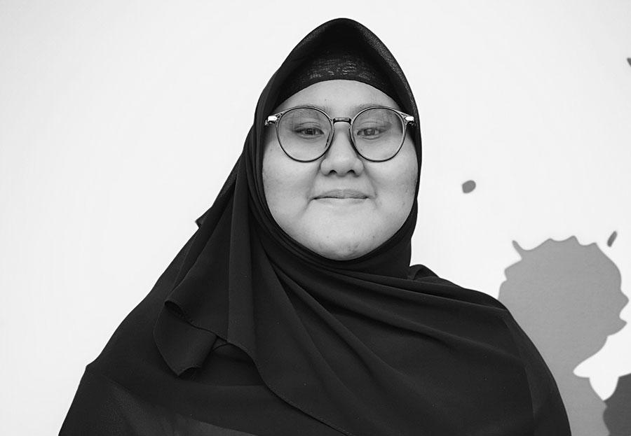 Safiyyah Najwa Binti Shamsul Anuar